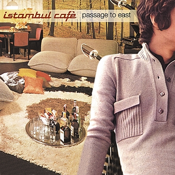 (ethnic jazz, chill out) Istambul Cafe - Passage to east - 2003, FLAC (tracks+.cue), lossless