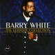 """BARRY WHITE - """"The Ultimate Collection"""" CD"""