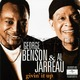 "GEORGE BENSON & AL JARREAU - ""Givin' It Up"" CD"