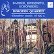 "КВАРТЕТ им. БОРОДИНА - ""Хиндемит, Барбер, Шенберг. Chamber Music Of XX c."" CD"