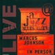 "MARCUS JOHNSON - ""Live at Blues Alley"" CD"