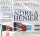 """Andrea Bocelli  """"ANDRE CHENIER"""" - 2 CD"""