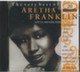 """ARETHA FRANKLIN - """"The Very Best"""" CD"""