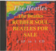 """THE BEATLES - 2 in 1 - """"Rubber Soul / For Sale"""" CD"""