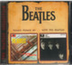 """THE BEATLES - 2 in 1 - """"Pleas, Pleas Me / With the Beatles"""" CD"""
