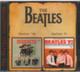 """THE BEATLES - 2 in 1 - """" Beatles`65 / Beatles 6"""" CD"""