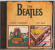 """THE BEATLES - 2 in 1 - """"Yellow Submarine / Get Back"""" CD"""