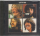 """THE BEATLES - """"Let It Be"""" CD"""