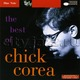 "CHICK COREA - ""The Best Of"" CD"