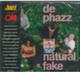 """DE PHAZZ - """"Natural Fake"""" CD"""