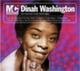 DINAH WASHINGTON: MASTERCUTS CD