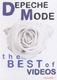 """DEPECHE MODE - """"The Best of Videos, Vol. 1"""" DVD"""