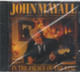 """JOHN MAYALL - """"IN THE PALACE OF THE KING"""" CD"""