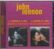 "JohnLennon & Yoko Ono - 2 in 1 - ""Double Fantasy / Milk & Honey"" CD"