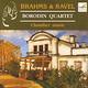 """КВАРТЕТ им. БОРОДИНА - """"Брамс и Равель. Chamber Music"""" CD"""