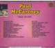 "Paul McCartney - 2 in 1 - ""Paul Is Live"" CD"