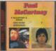 "Paul McCartney - 2 in 1 - ""Red Rose Speedway / 2"" CD"