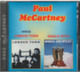"Paul McCartney - 2 in 1 - ""London Town / Single Hits 2"" CD"
