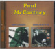 "Paul McCartney - 2 in 1 - ""Unplugged / Single Hits 6"" CD"